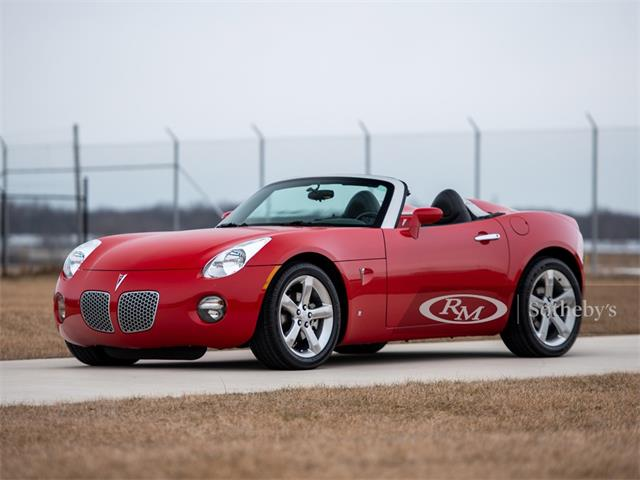2006 Pontiac Solstice (CC-1333401) for sale in Elkhart, Indiana