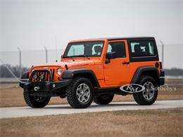 2013 Jeep Wrangler (CC-1333402) for sale in Elkhart, Indiana