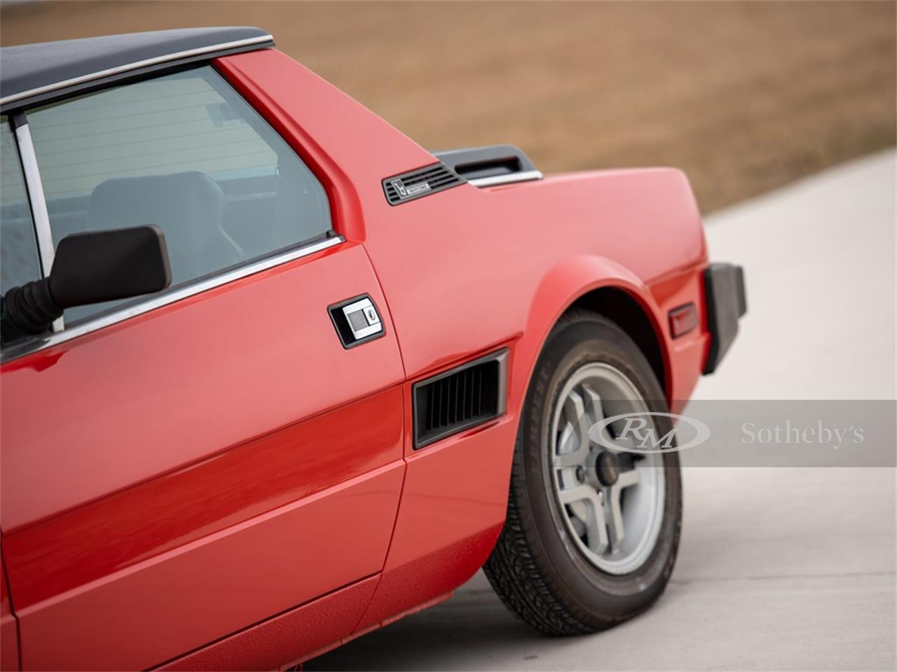 1981 Fiat X1/9 (CC-1333404) for sale in Elkhart, Indiana