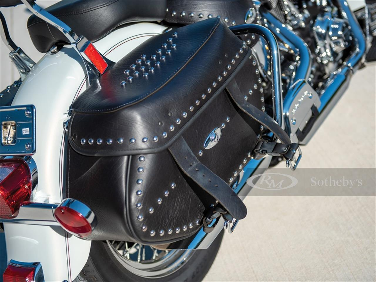 2001 Harley-Davidson Heritage Softail (CC-1333406) for sale in Elkhart, Indiana