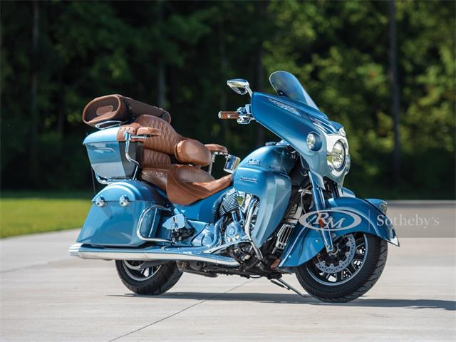 2016 Indian Roadmaster (CC-1333407) for sale in Elkhart, Indiana