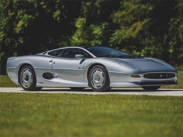 1993 Jaguar XJ (CC-1333421) for sale in Elkhart, Indiana
