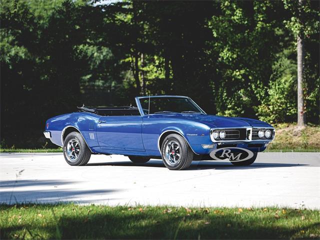 1968 Pontiac Firebird (CC-1333423) for sale in Elkhart, Indiana