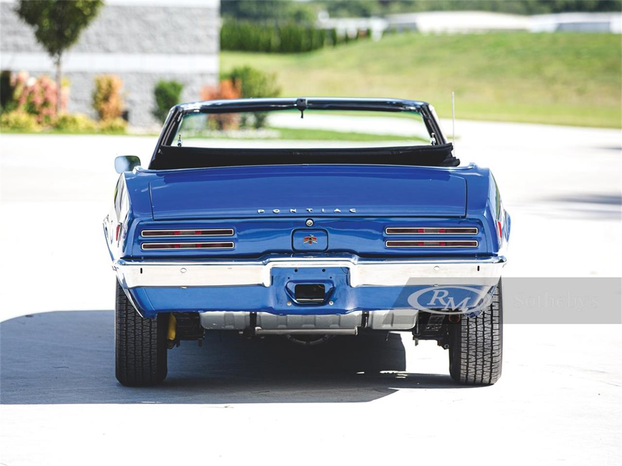 1968 Pontiac Firebird (CC-1333423) for sale in Elkhart, Indiana