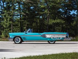 1958 Pontiac Parisienne (CC-1333426) for sale in Elkhart, Indiana