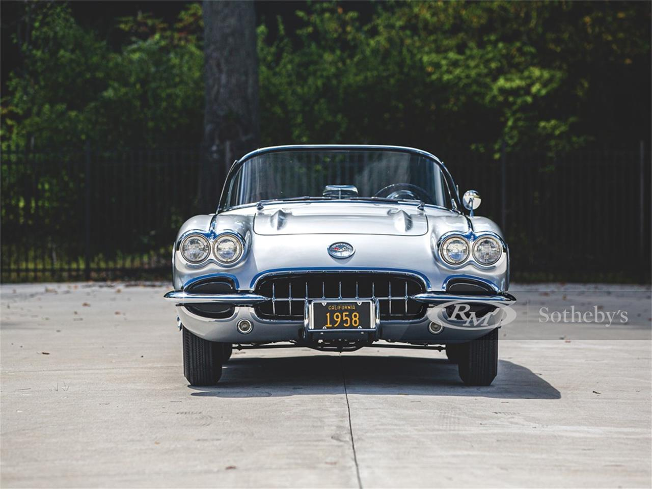 1958 Chevrolet Corvette (CC-1333427) for sale in Elkhart, Indiana