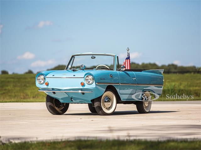 1966 Amphicar 770 (CC-1333436) for sale in Elkhart, Indiana