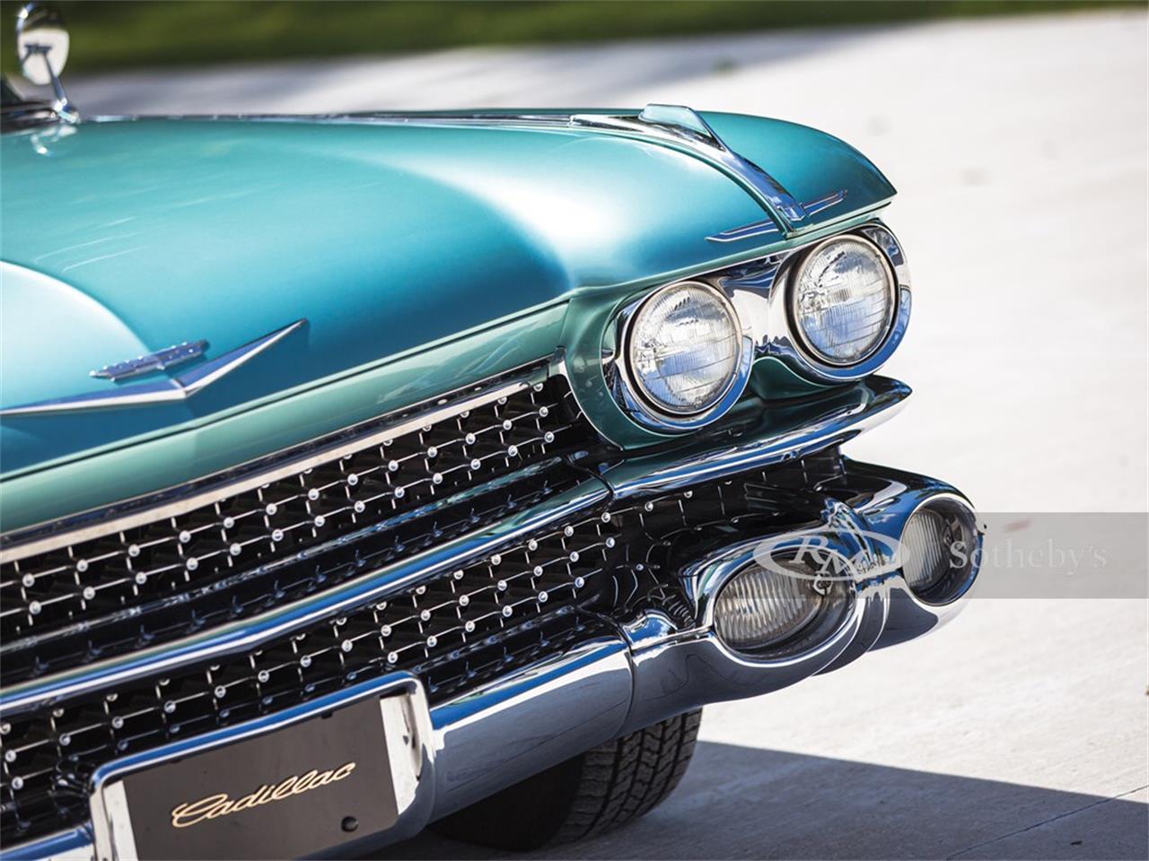 1959 Cadillac Eldorado Biarritz (CC-1333437) for sale in Elkhart, Indiana