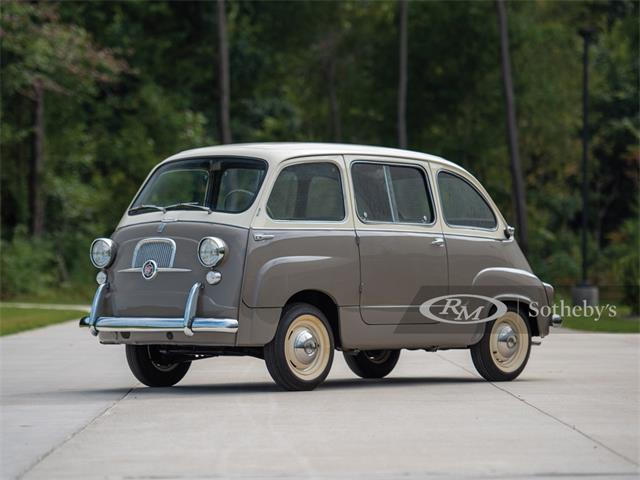 1958 Fiat Multipla (CC-1333438) for sale in Elkhart, Indiana