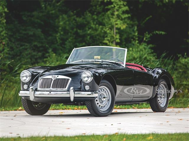 1960 MG MGA (CC-1333439) for sale in Elkhart, Indiana