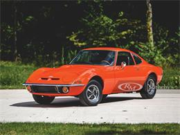 1973 Opel GT (CC-1333441) for sale in Elkhart, Indiana