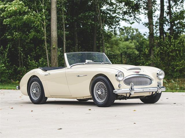 1962 Austin-Healey BJ7 (CC-1333442) for sale in Elkhart, Indiana