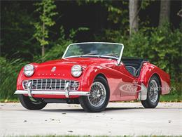 1960 Triumph TR3A (CC-1333443) for sale in Elkhart, Indiana