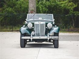 1952 MG TD (CC-1333445) for sale in Elkhart, Indiana
