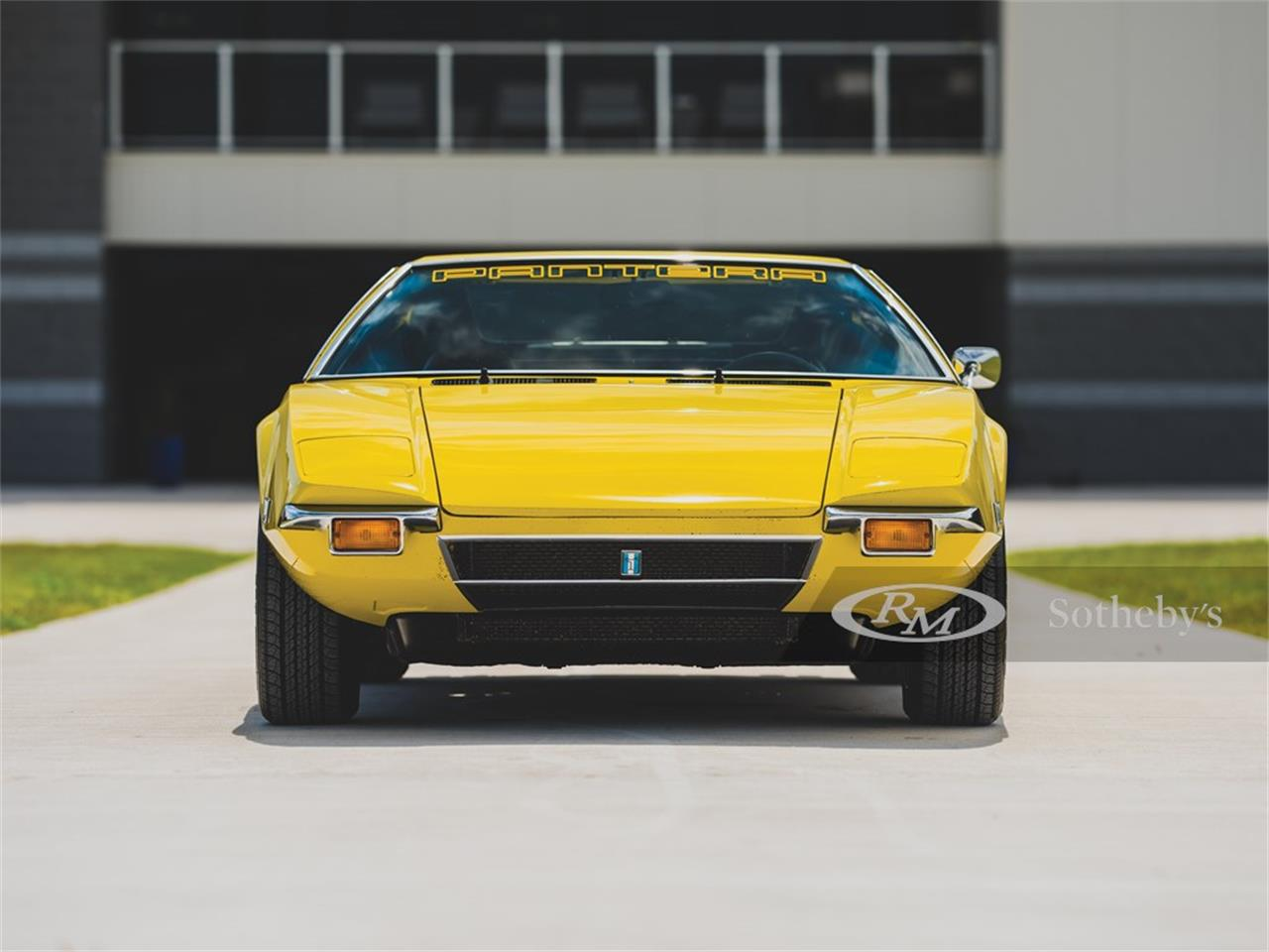 1972 De Tomaso Pantera (CC-1333446) for sale in Elkhart, Indiana