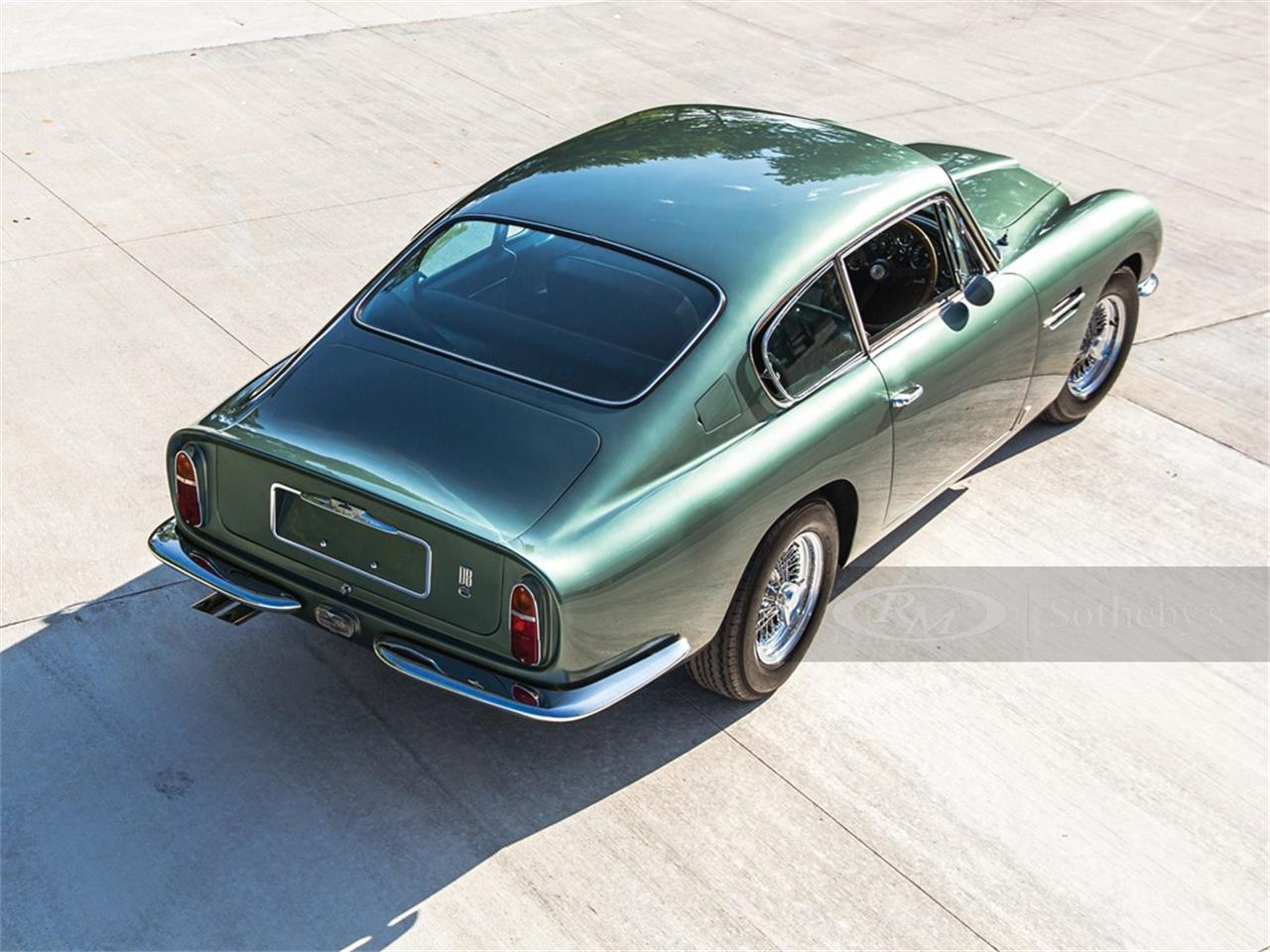 1966 Aston Martin DB6 (CC-1333450) for sale in Elkhart, Indiana