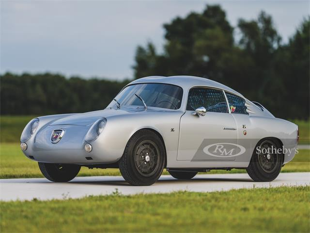1960 Fiat Abarth 750 (CC-1333451) for sale in Elkhart, Indiana