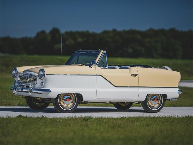 1961 Nash Metropolitan (CC-1333466) for sale in Elkhart, Indiana