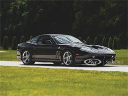 1998 Ferrari 550 Maranello (CC-1333467) for sale in Elkhart, Indiana