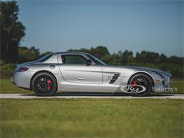 2012 Mercedes-Benz SLS AMG (CC-1333468) for sale in Elkhart, Indiana