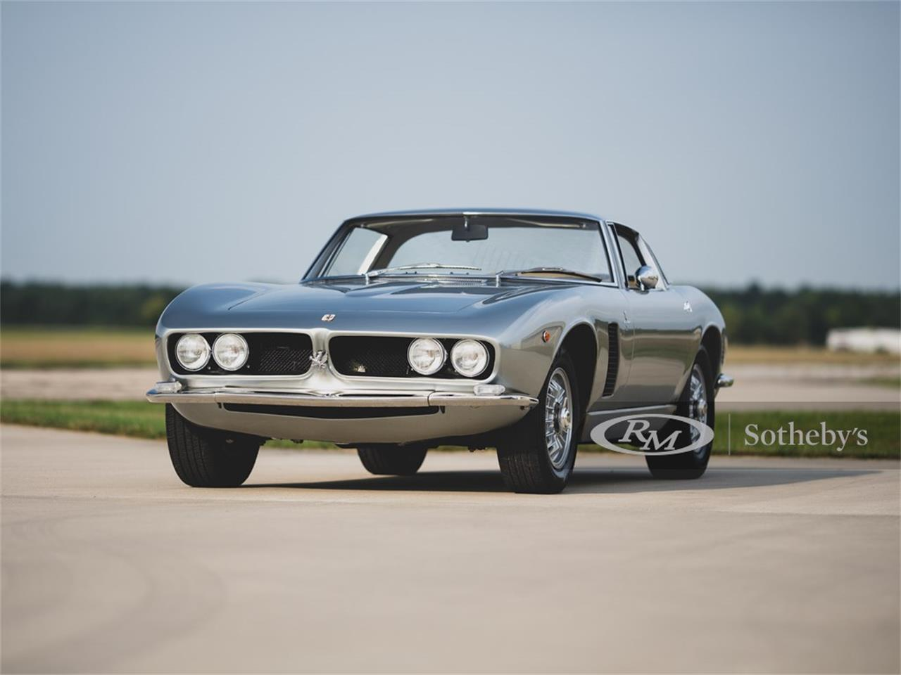 1968 Iso Grifo GL (CC-1333470) for sale in Elkhart, Indiana