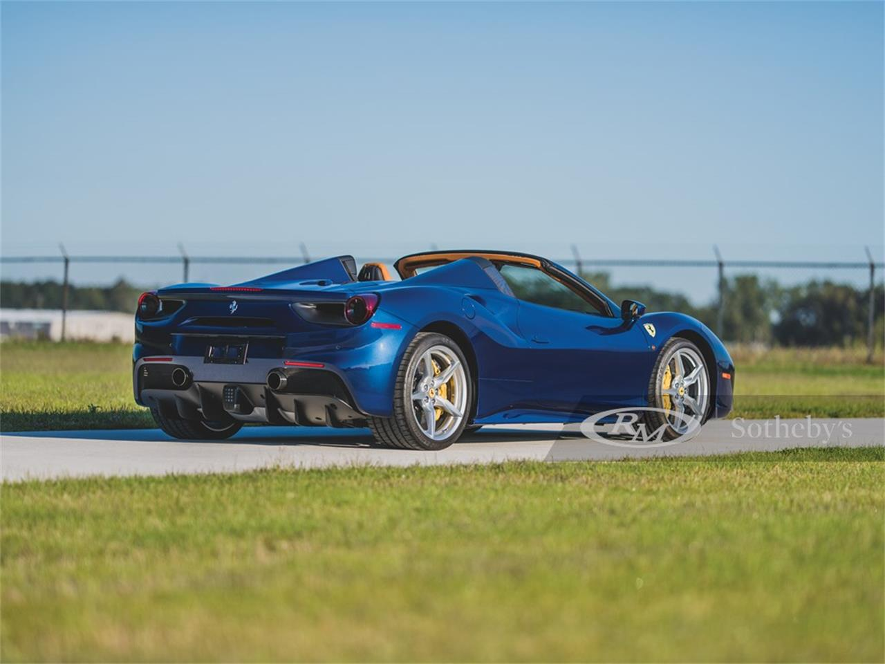 2017 Ferrari 488 Spider (CC-1333471) for sale in Elkhart, Indiana