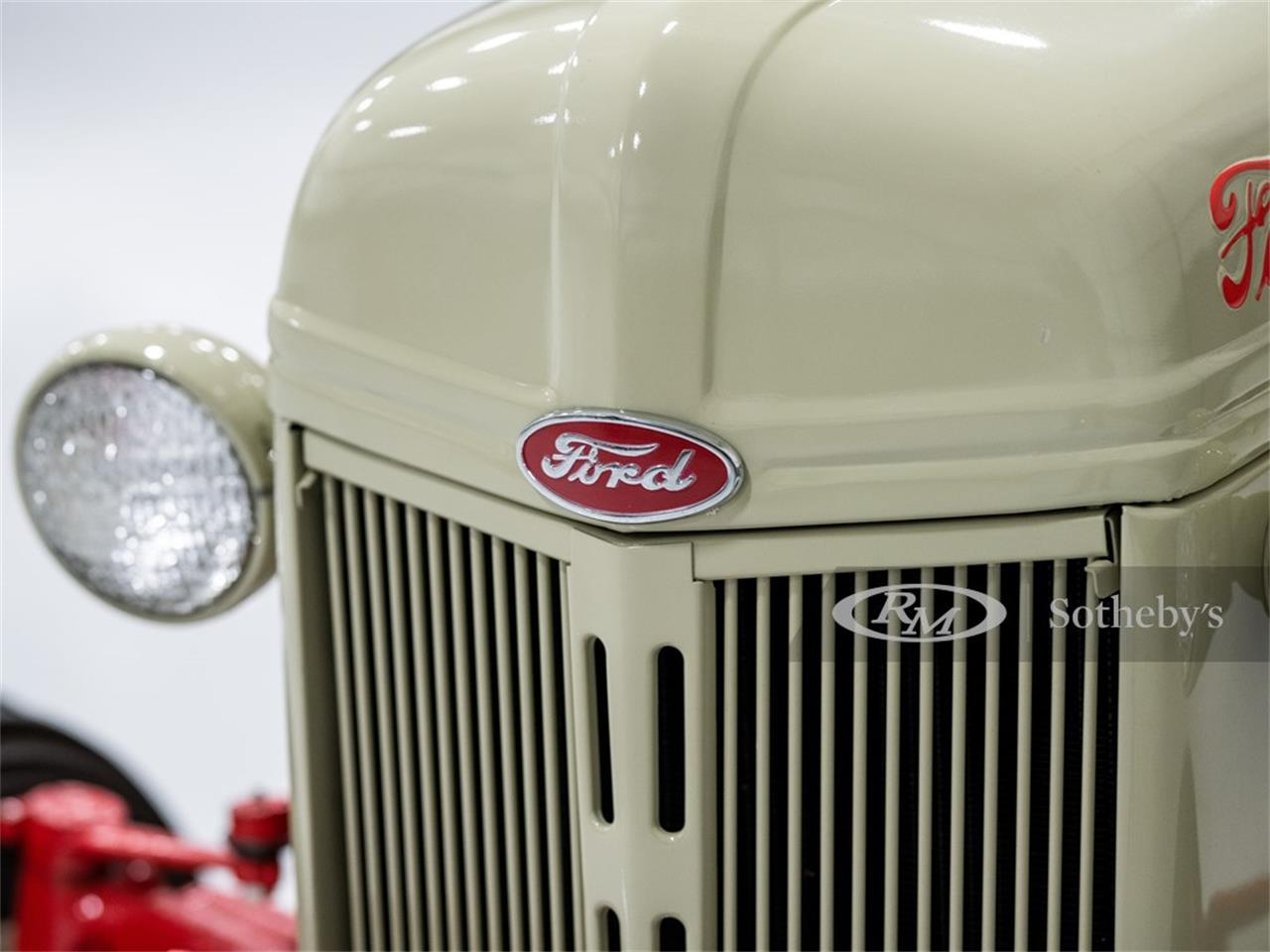 1952 Ford Tractor (CC-1333478) for sale in Elkhart, Indiana