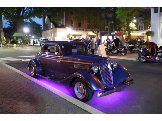 1934 Ford 3-Window Coupe (CC-1333497) for sale in Basking Ridge, New Jersey