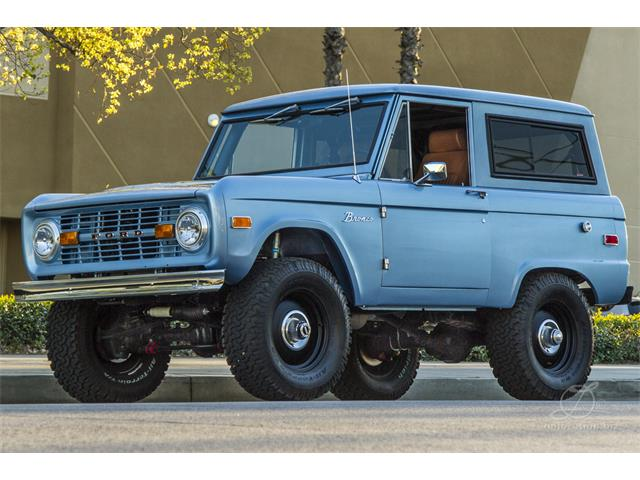 1976 Ford Bronco (CC-1333501) for sale in Chatsworth, California
