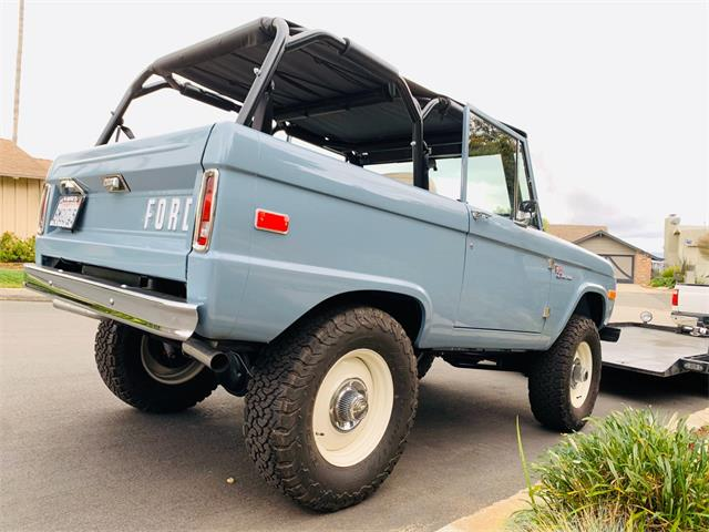 1968 Ford Bronco (CC-1333502) for sale in Chatsworth, California