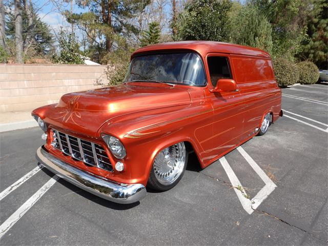 1956 Chevrolet Panel Truck (CC-1333523) for sale in woodland hills, California