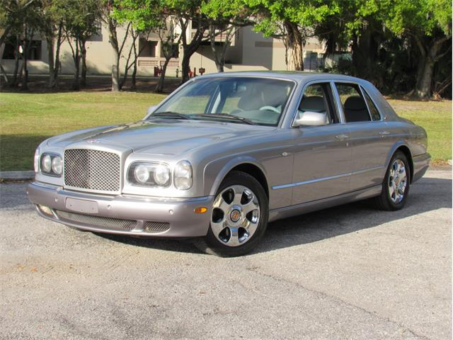 2001 Bentley Arnage (CC-1330354) for sale in Sarasota, Florida