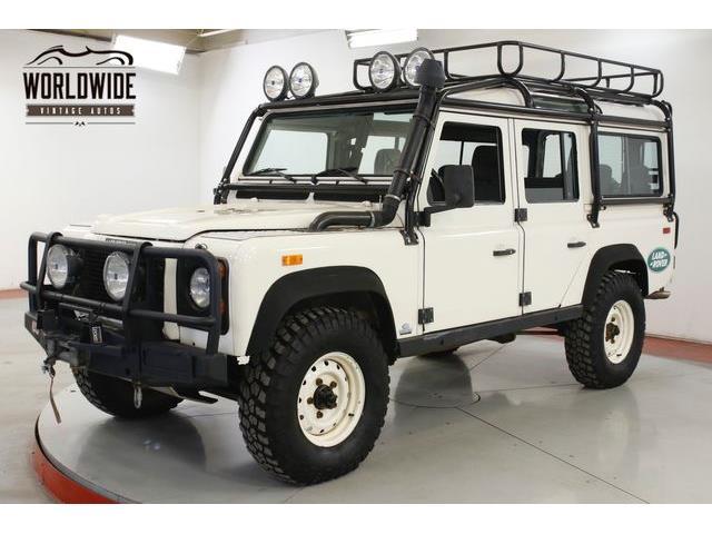 1993 Land Rover Defender (CC-1333546) for sale in Denver , Colorado