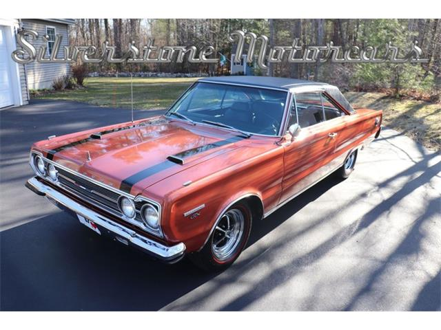 1967 Plymouth GTX (CC-1333563) for sale in North Andover, Massachusetts