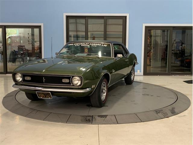 1968 Chevrolet Camaro (CC-1333580) for sale in Palmetto, Florida