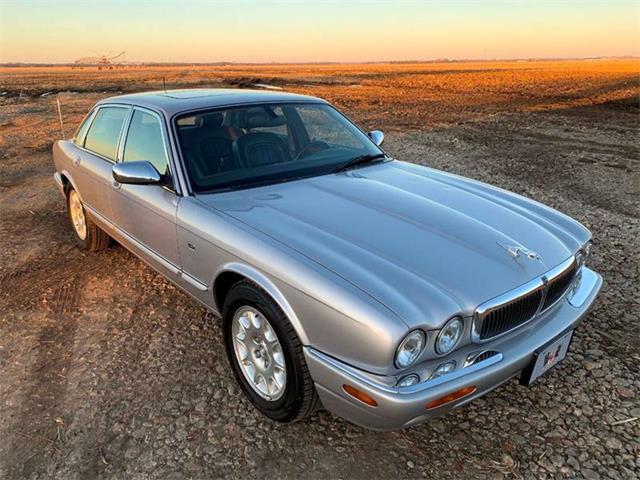 2001 Jaguar XJ (CC-1333594) for sale in Carey, Illinois