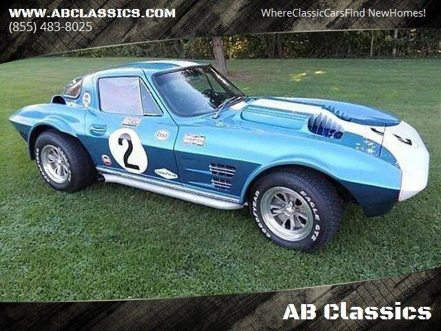 1963 Chevrolet Corvette (CC-1333613) for sale in Malone, New York