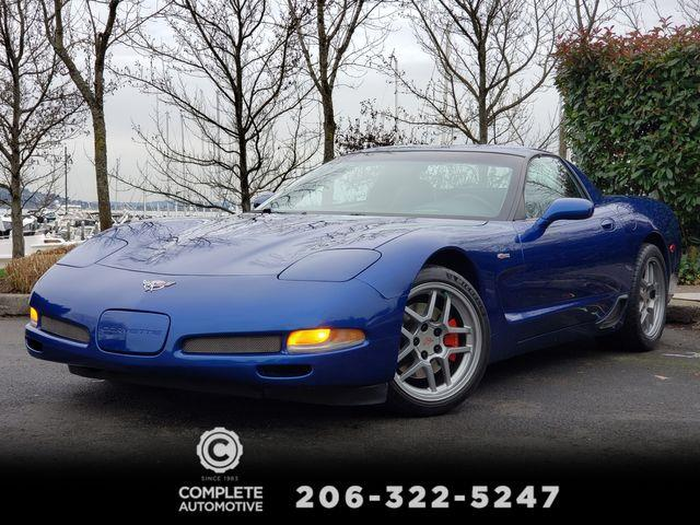 2003 Chevrolet Corvette Z06 (CC-1333617) for sale in Seattle, Washington