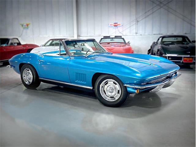 1967 Chevrolet Corvette (CC-1333619) for sale in Burr Ridge, Illinois