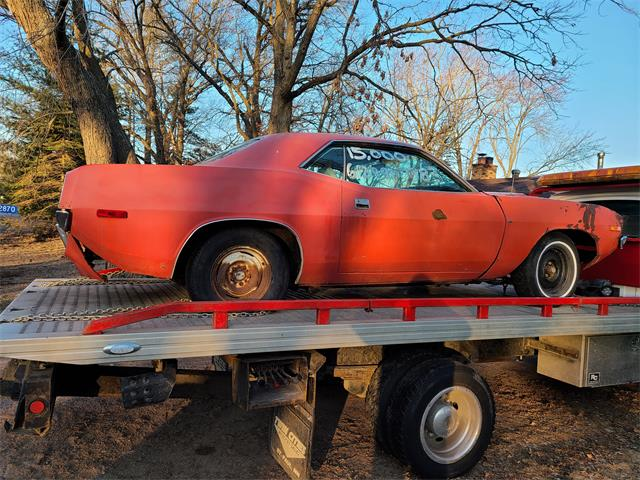 1972 Plymouth Barracuda (CC-1333644) for sale in Princeton, Minnesota