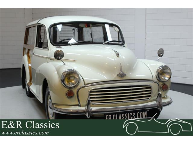 1969 Morris Minor 1000 2Dr Traveler