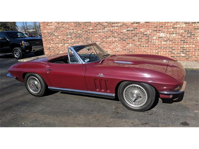 1966 Chevrolet Corvette (CC-1333657) for sale in Sugar Hill, Georgia