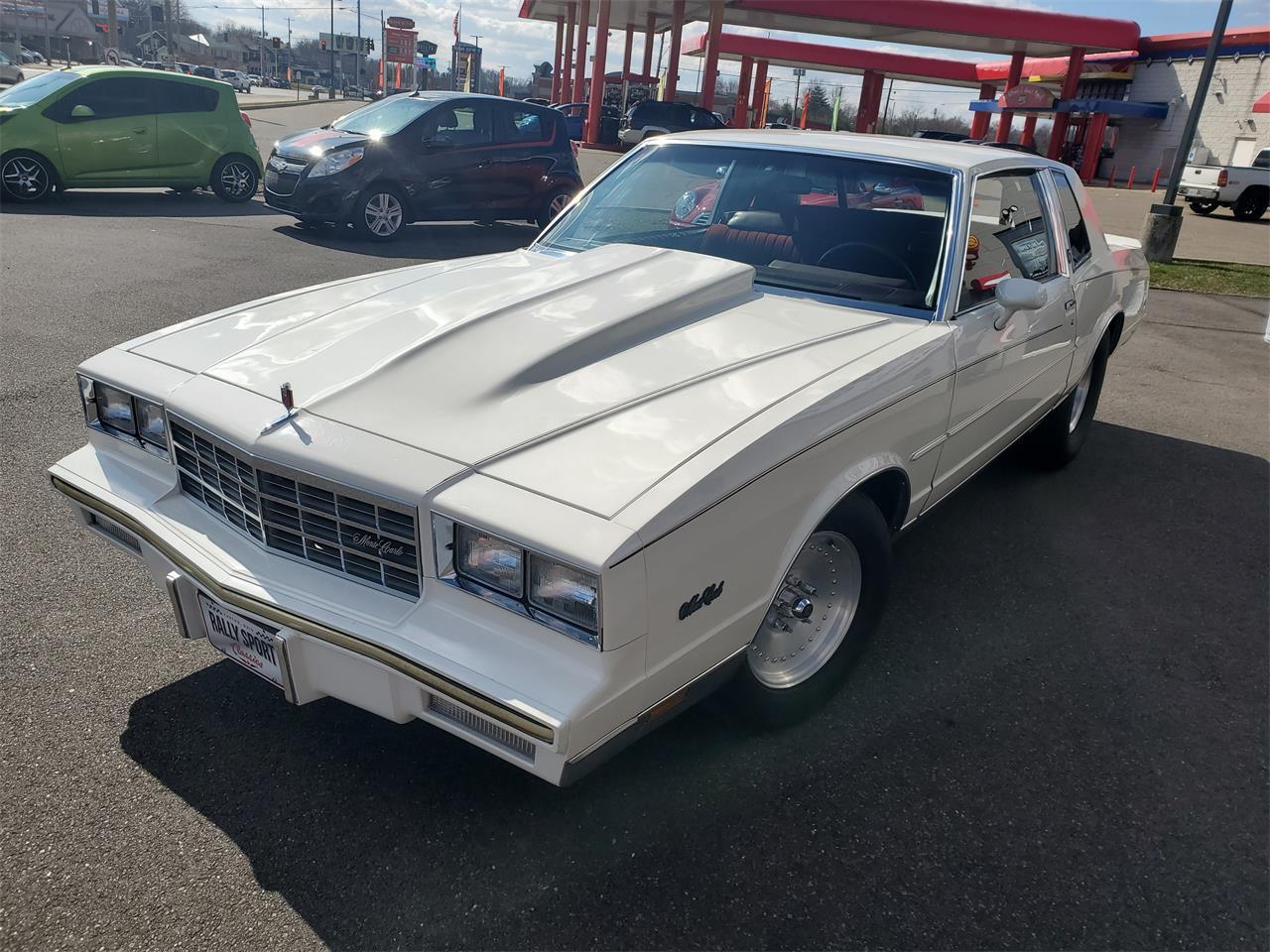 1981 Chevrolet Monte Carlo (CC-1333660) for sale in Canton, Ohio