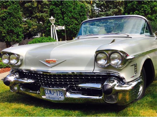 1958 Cadillac Eldorado Biarritz (CC-1333673) for sale in Windsor, Ontario