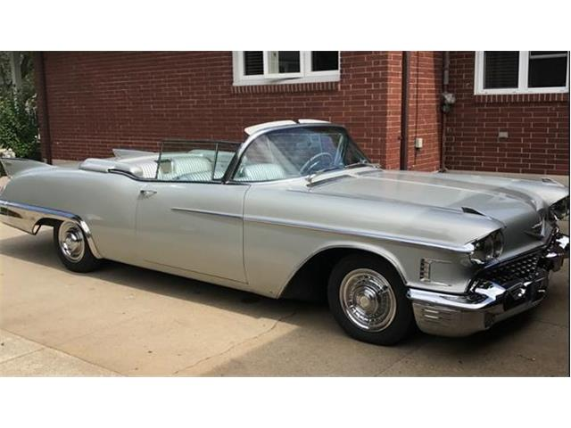 1958 Cadillac Eldorado Biarritz (CC-1333673) for sale in Windsor, Ontario