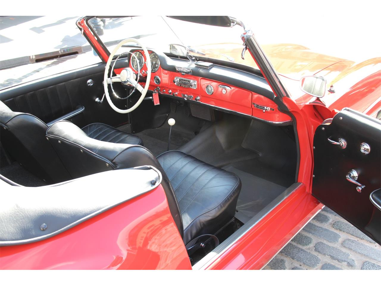 1961 Mercedes-Benz 190SL (CC-1333674) for sale in New York, New York