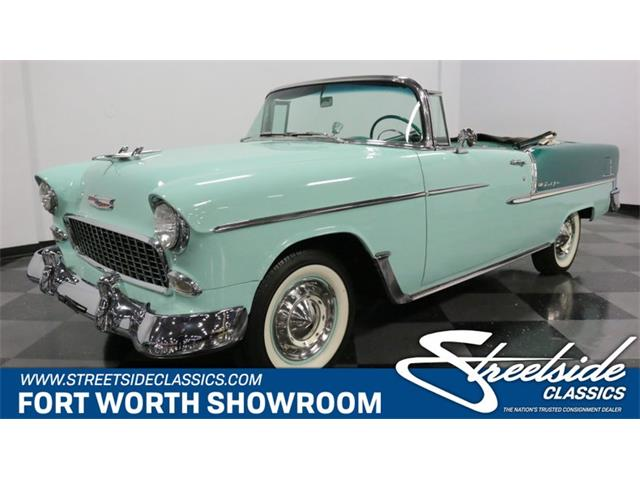 1955 Chevrolet Bel Air (CC-1333696) for sale in Ft Worth, Texas