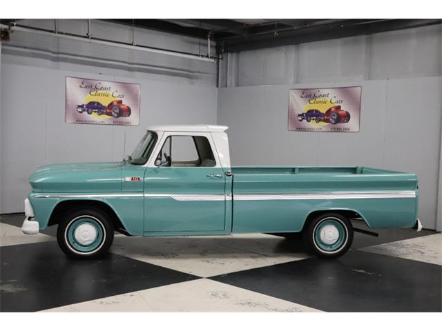 1965 Chevrolet C10 (CC-1330372) for sale in Lillington, North Carolina