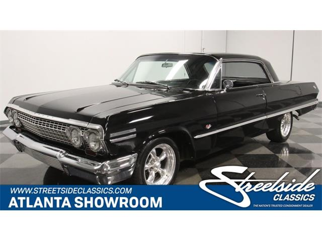 1963 Chevrolet Impala (CC-1333720) for sale in Lithia Springs, Georgia