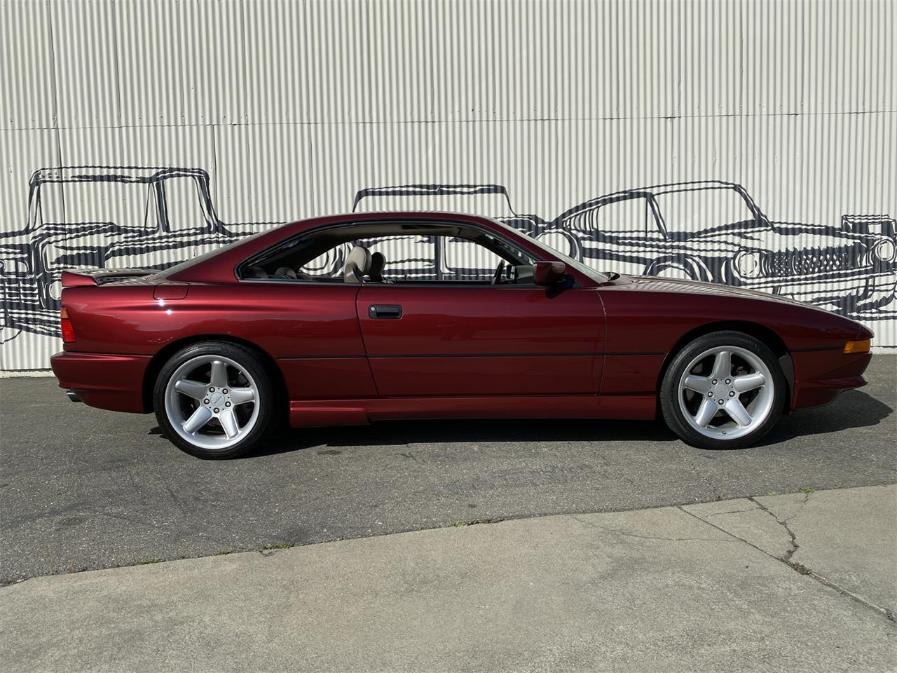 1991 BMW 850 (CC-1333742) for sale in Fairfield, California